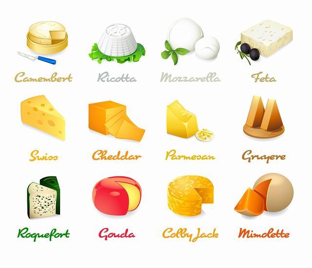 画像: チーズは太りにくい食品