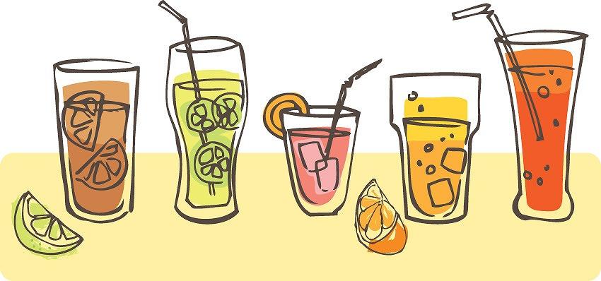 画像: ② 冷たい飲み物が好き
