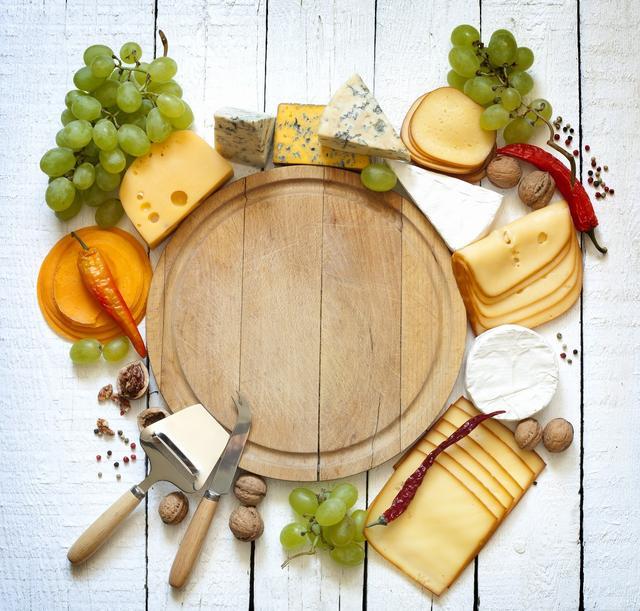 画像: ① ナチュラルチーズ