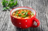 画像: ③ インスタントのスープ