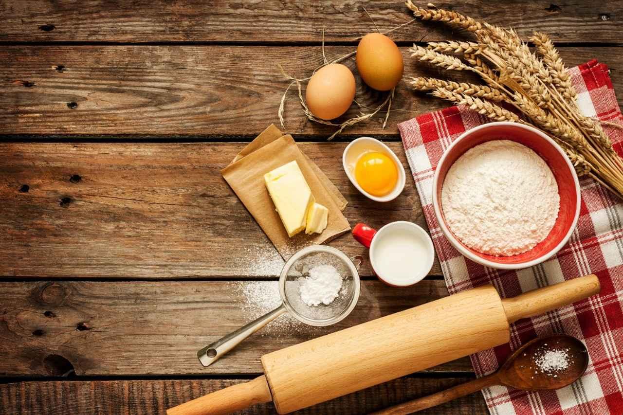 画像: ① パスタやパンなどの小麦食品