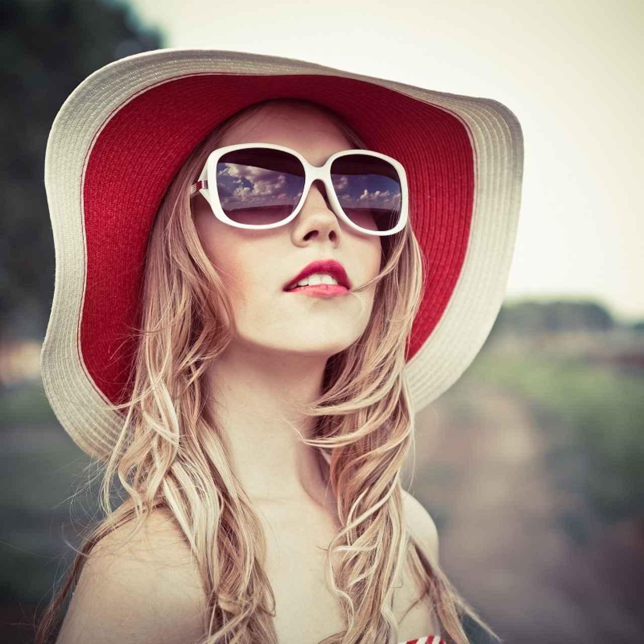 画像: 髪の毛を紫外線から守るには