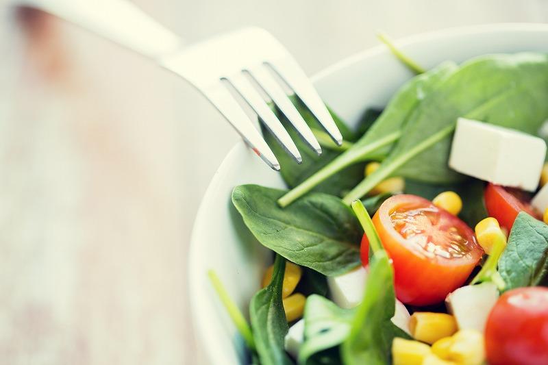 画像: 食事でデトックス