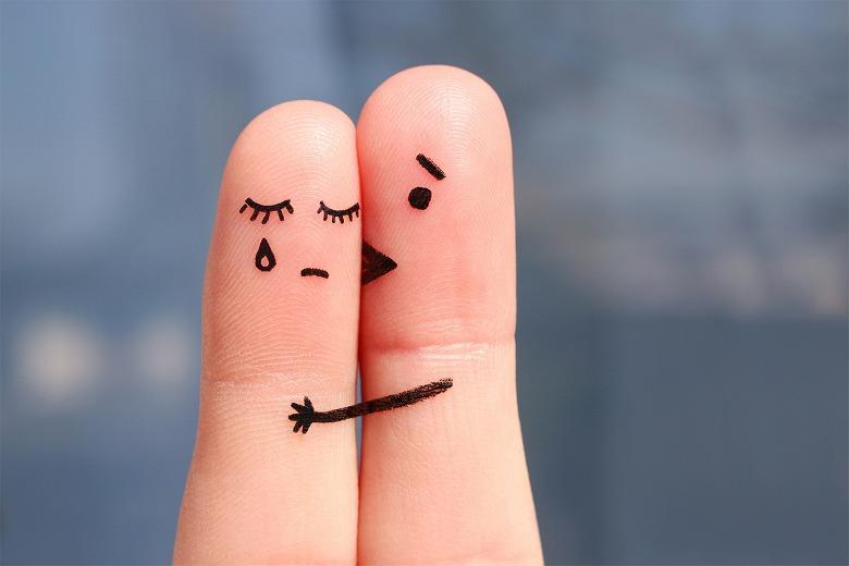 画像: ④ 感情が安定しない