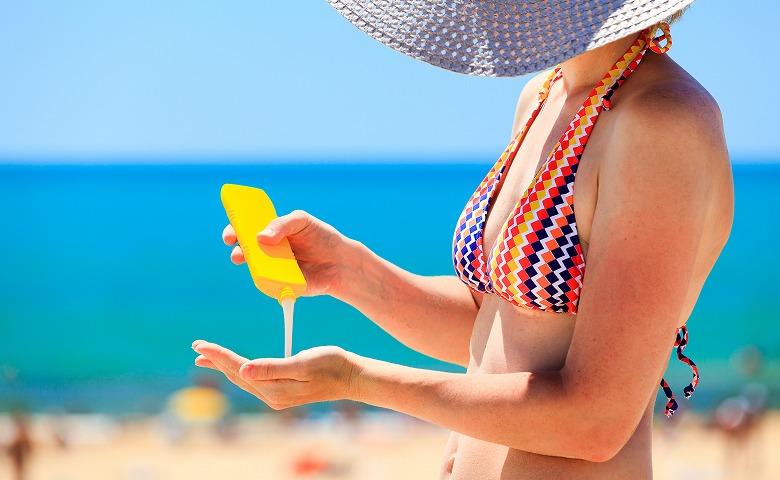 画像: シワ予防の基本は「紫外線カット」