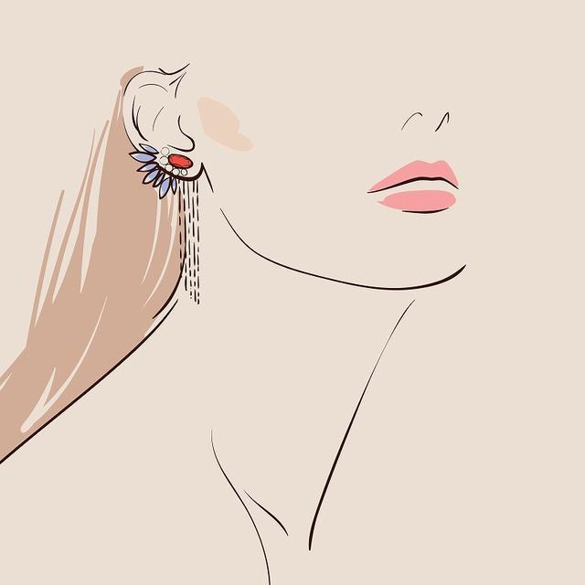 画像: 敏感肌の方はお肌がデリケート
