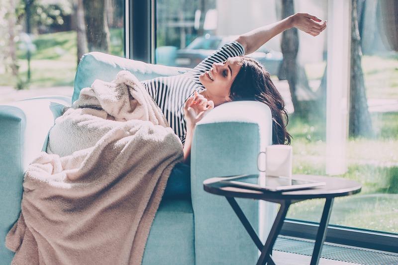 画像: ④しばらくは早寝早起き