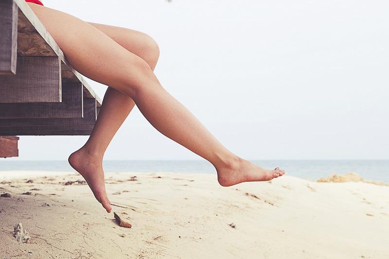画像: 7.膝窩(しつか)リンパ節
