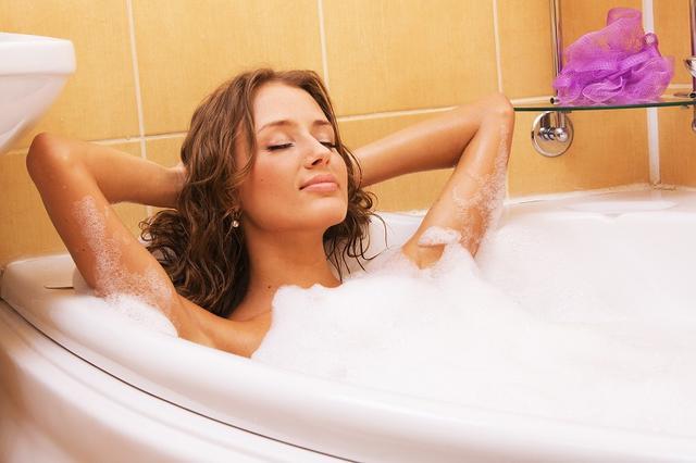 画像: 体温の低下は眠りのサイン!