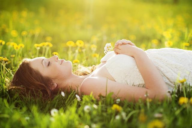 画像: 質の良い睡眠を取る