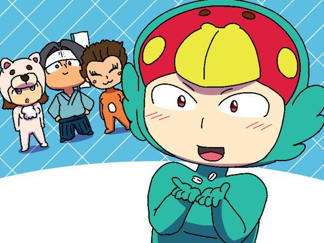 画像: 生太郎、ぽっちゃり女子のキジ美に出会う