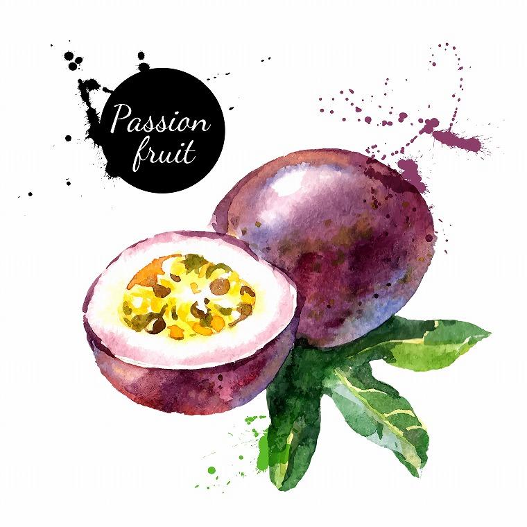画像: 「パセノール」はパッションフルーツの種子エキス