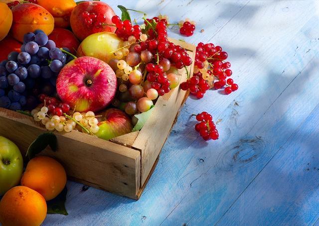画像: 果物が美髪をサポートする!