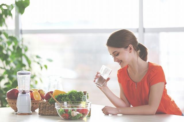 画像: ① 代謝機能が低下する ② 体内環境が悪化する