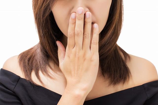 画像: 口臭は「女性ホルモン」が関係していた!?