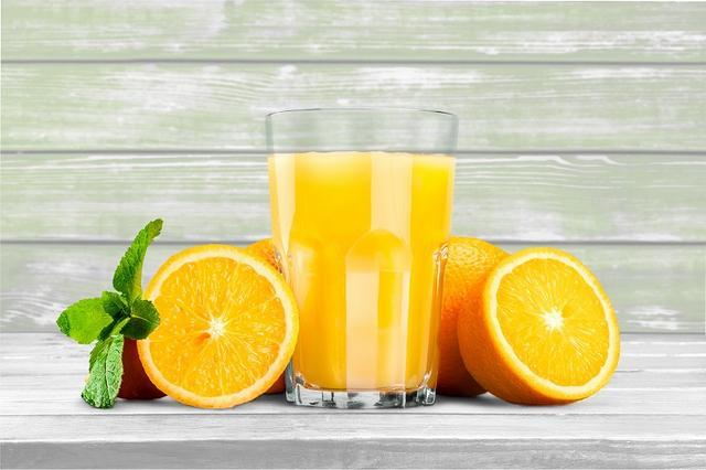 画像: ④ コーヒーやオレンジジュースが好き