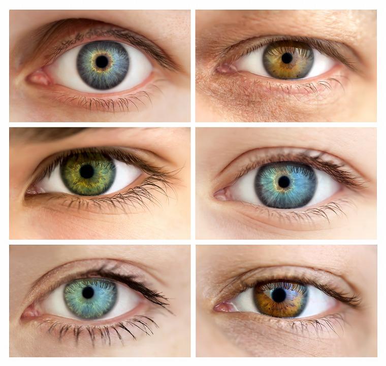 画像: 衝撃!目の色を変える美容整形2つの方法
