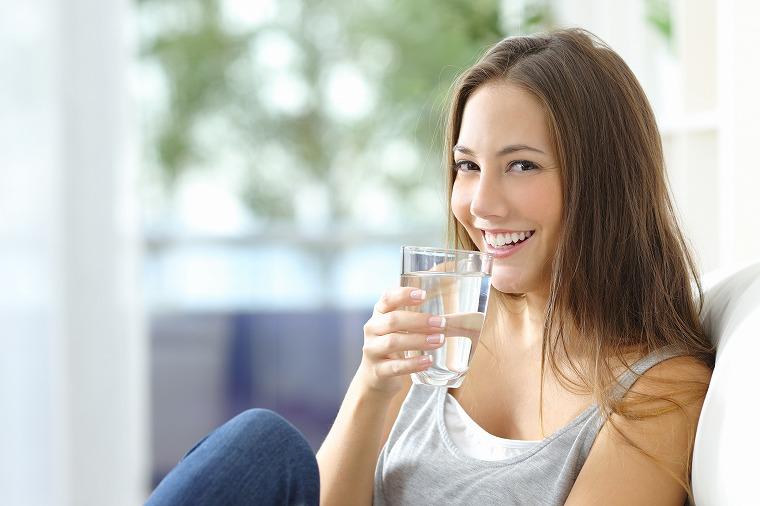 画像: 便秘とさよならしたいなら、水分をきちんと摂取しよう