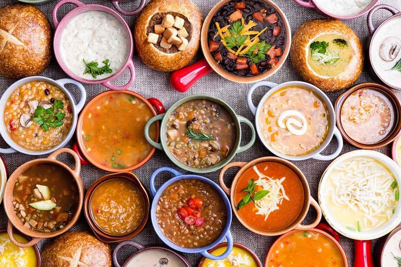 画像: ダイエットはお昼ご飯から…♡お弁当で試して欲しいスープ3選! - Curebo(キュレボ)|毎日を輝かせたい女性のためのニュースメディア