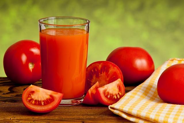 画像: ② トマトジュース