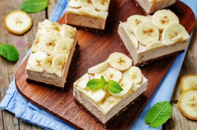 画像: 2.チーズ+バナナ