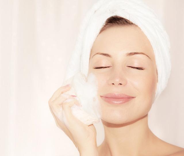 画像: 正しい洗顔方法