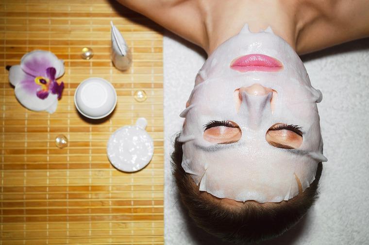 画像: シートマスクの正しい使用頻度