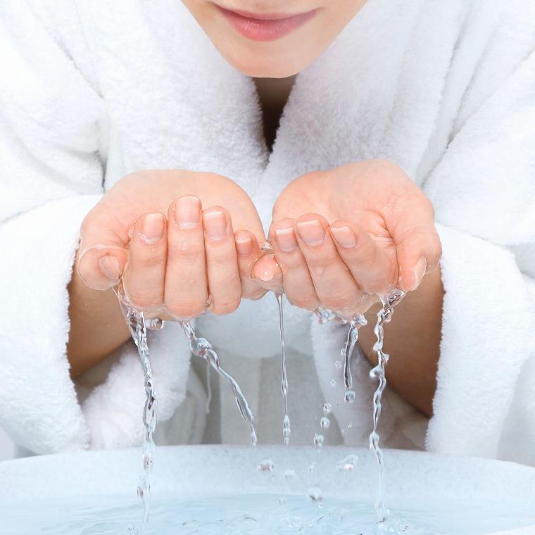 画像: 朝のスキンケアは「洗顔」が重要