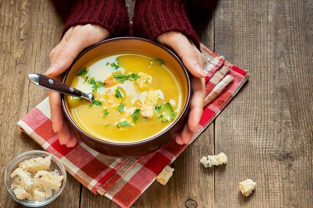 画像: 食べる前に「食べる」だけ!食事制限のいらない食べるスープダイエット - Curebo