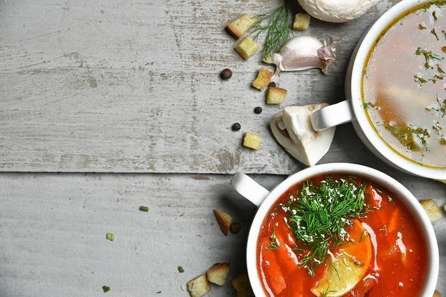 画像: 食前スープダイエット