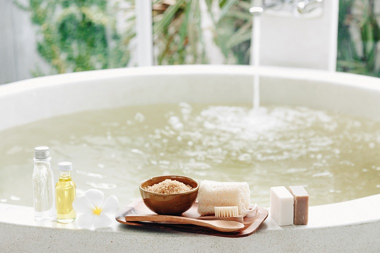 画像: 代謝の落ちる冬は「天然の入浴剤」がおススメ