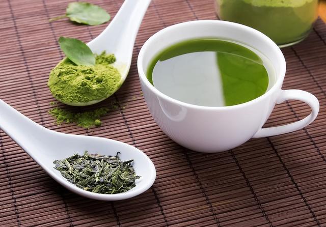 画像: 2.緑茶パック