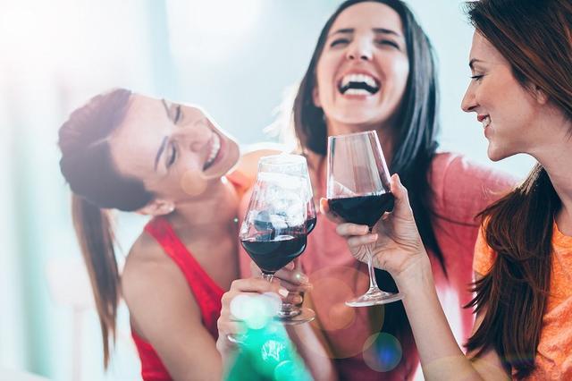 画像: NG行動④前日のアルコール摂取