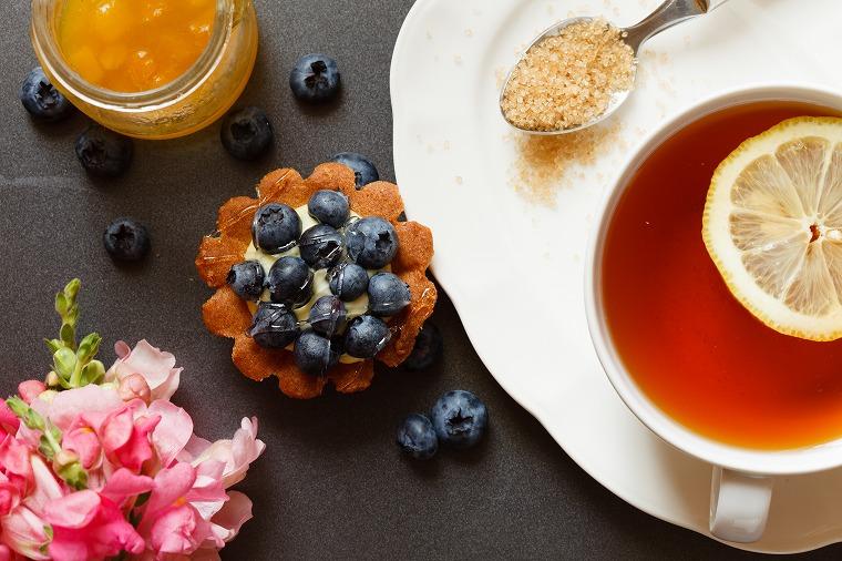 画像: 甘いものは紅茶とセットで!ダイエット中でも糖分摂取が怖くなくなる!? - Curebo(キュレボ)|毎日を輝かせたい女性のためのニュースメディア