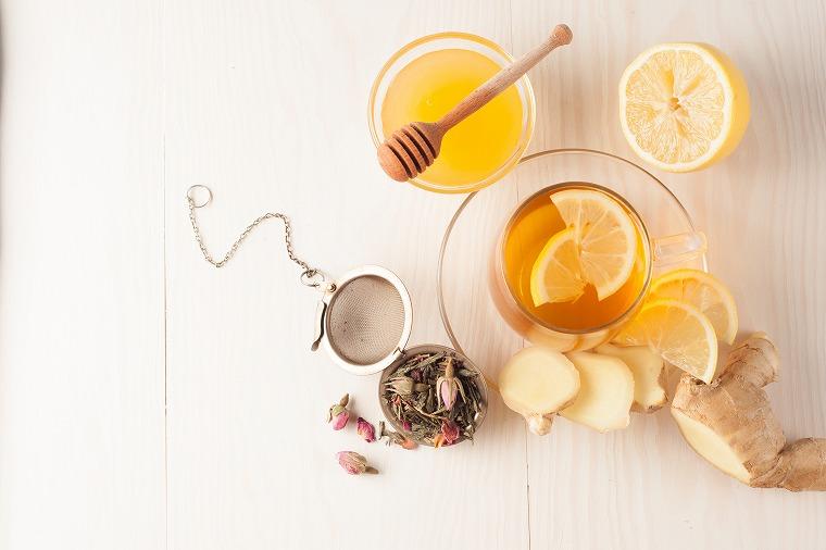 画像: ② 生姜ウーロン茶or紅茶