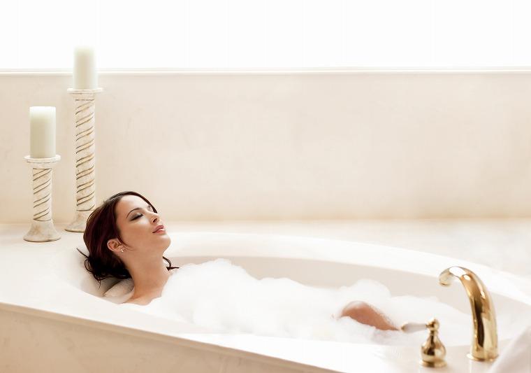 画像: ④ 入浴の前後に1杯