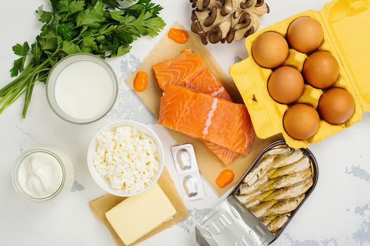 画像: ④ ビタミンを多めに摂る