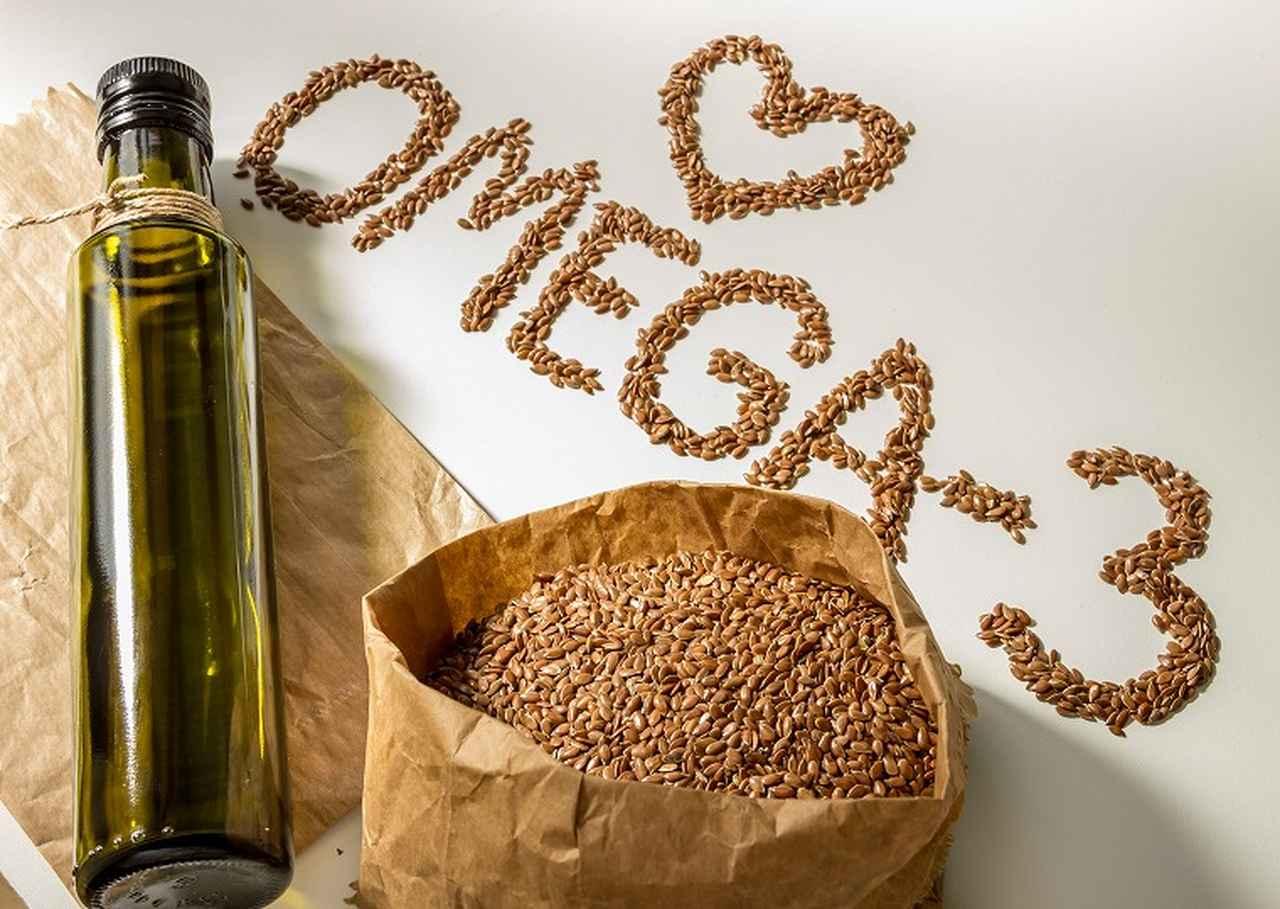 画像1: 「オメガ3」で体内毒素をキレイに排出! 便秘解消オイル水の秘密