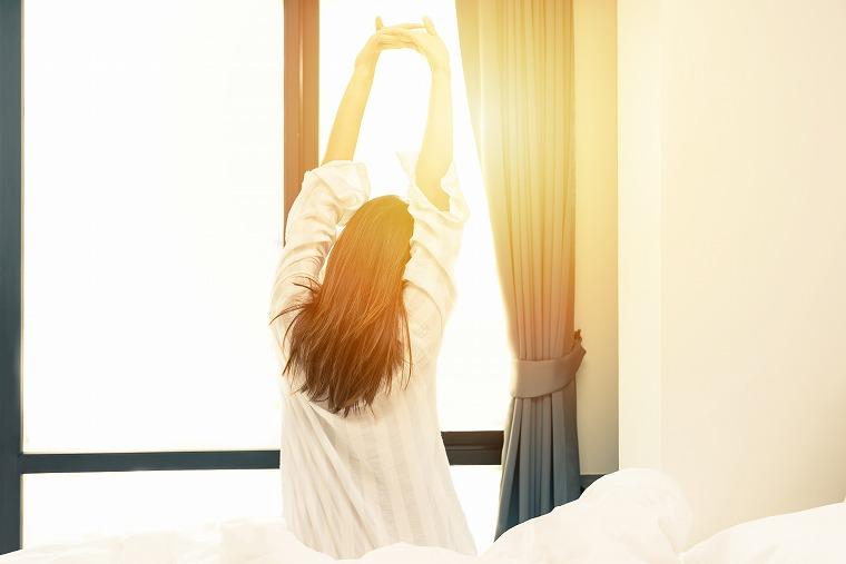 画像: 朝の体内はカラカラ!