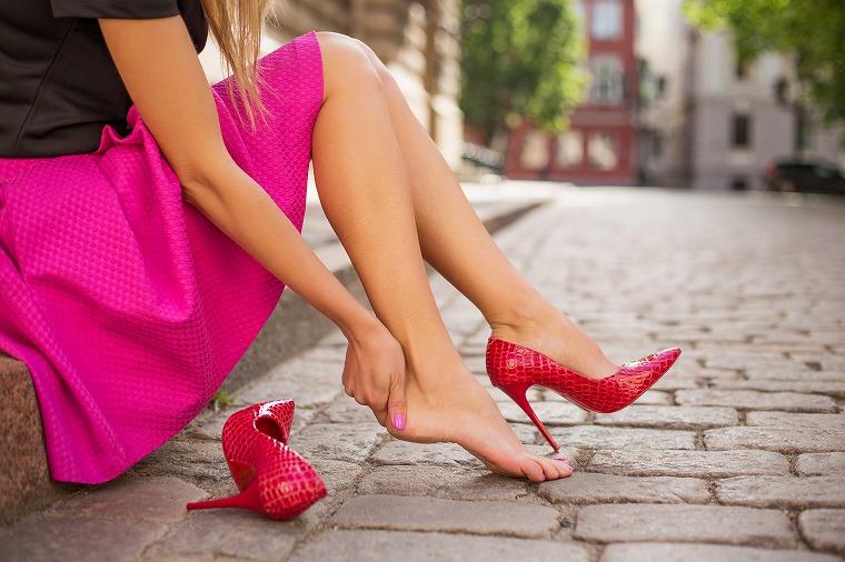 画像: 足のむくみを感じている人は意外に多い!