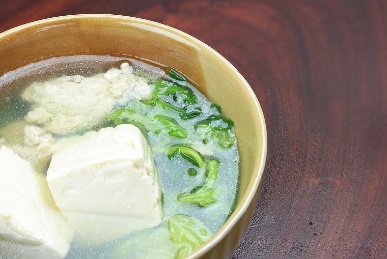 画像: ⑥ 湯豆腐