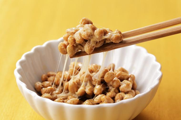 画像: ① オリーブオイル+納豆