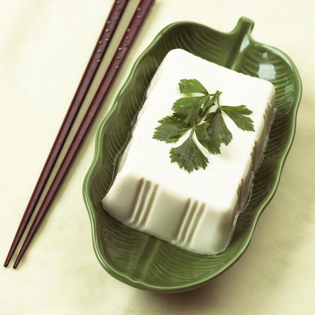 画像: ③ 豆腐+オリーブオイル