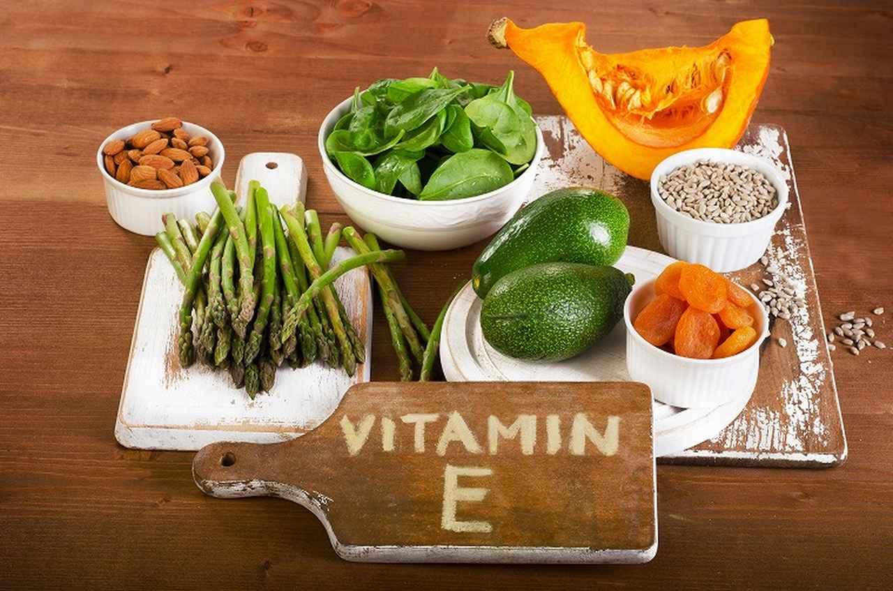 画像: ④ ビタミンE