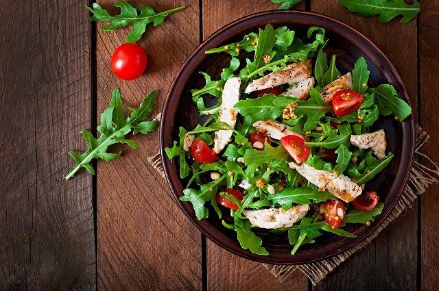画像: サラダダイエットはここに注意して!