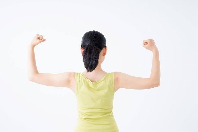 画像1: 痩せる為に必要な筋肉の効果的な付け方と注意点