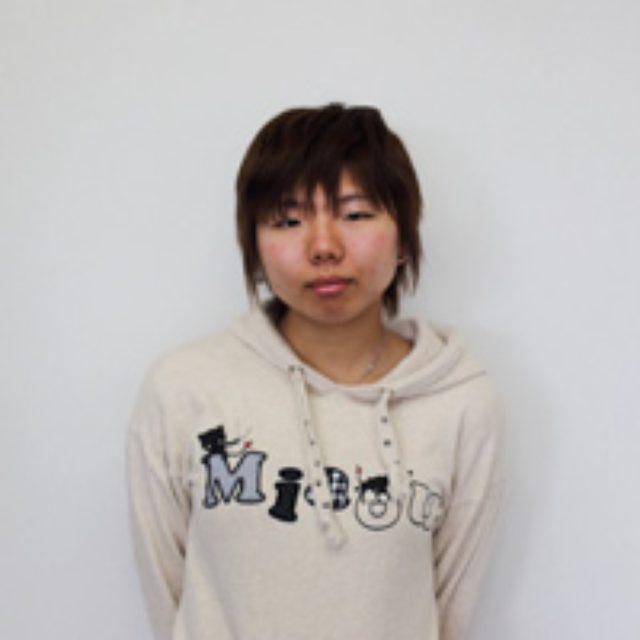 画像: 長尾 綾香(ナガオ アヤカ)