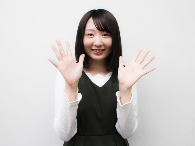 画像: 細田 彩花(ホソダ アヤカ)
