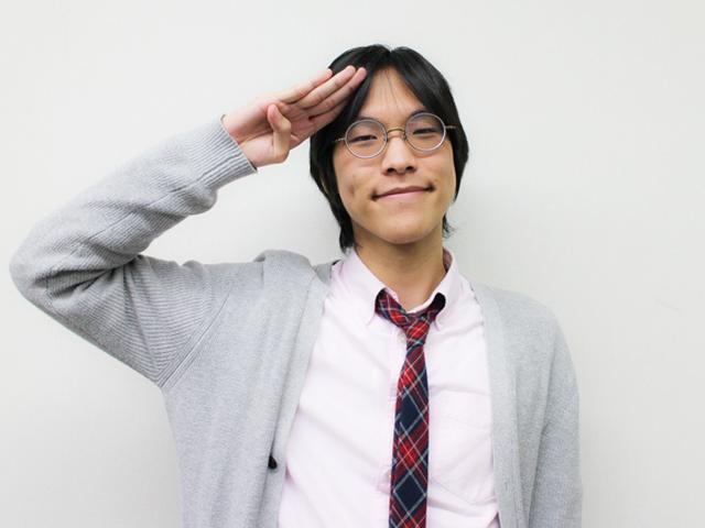 画像: 陰浦 聡(カゲウラ ソウ)