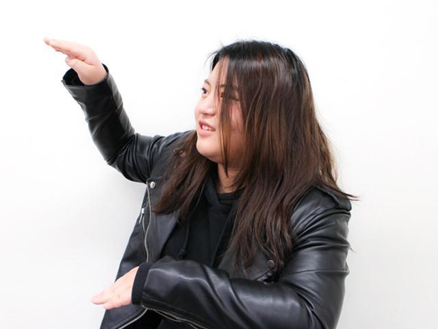 画像: 中西 可穂子(ナカニシ カホコ)